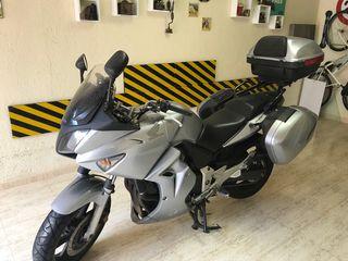 Moto HONDA 600 cbf sa