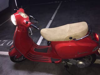 Vespa Lx 125cc ie