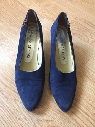 Zapatos de salón CHARLES JORDAN.