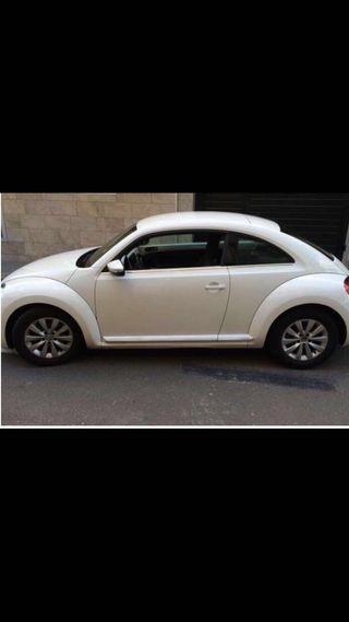 Volkswagen Beetle 2013 1.2 turbo
