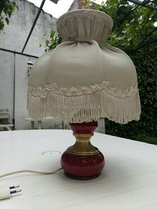 lampara mesilla velador