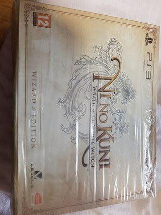 Ni no Kuni Edicion Coleccionista PS3