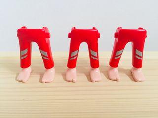 Lote piernas Playmobil