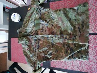 uniforme ejército perfecto estado