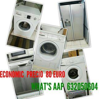 lavadora Nevera secadora Lavajilla con garantia