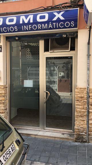 Alquiler local oficina taller pío XII
