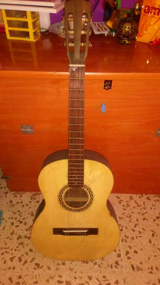 guitarra flamenca para restaurar