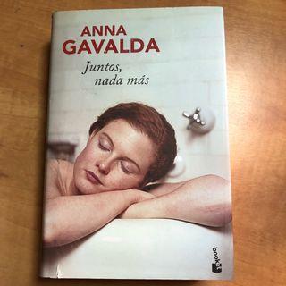Libro Juntos Nada Mas de Anna Gavalda