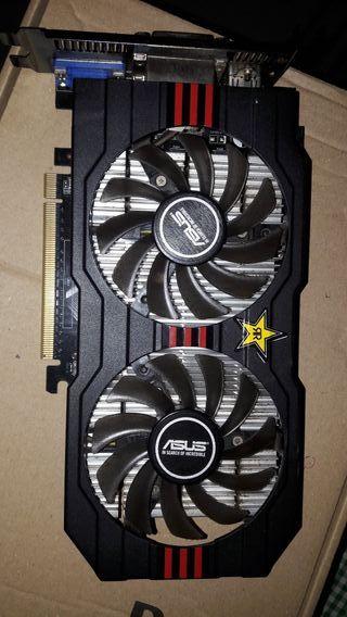 ASUS 750 GTX tarjeta grafica gtx 750 2g