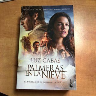 Libro Palmeras en la Nieve de Luz Gabás