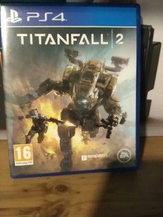 tittanfall2 juego cambio por juegos ps4/Nswitch
