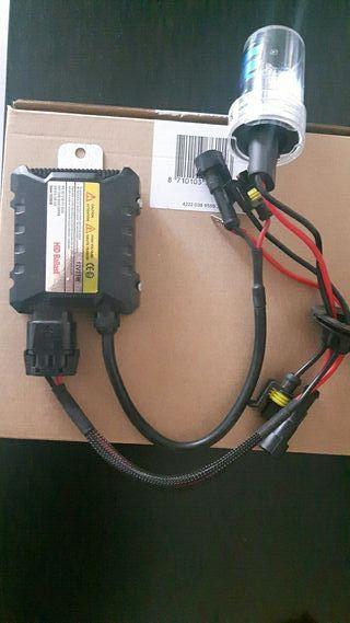 Kit Xenon H7 5000k