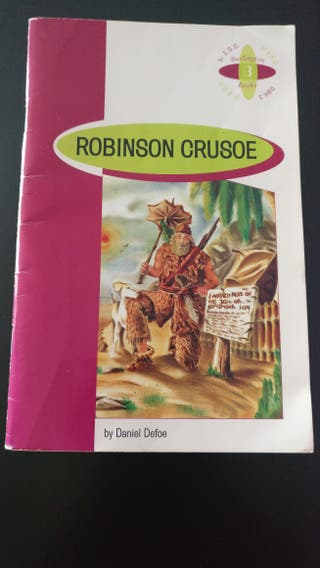 Robinsón Crusoe