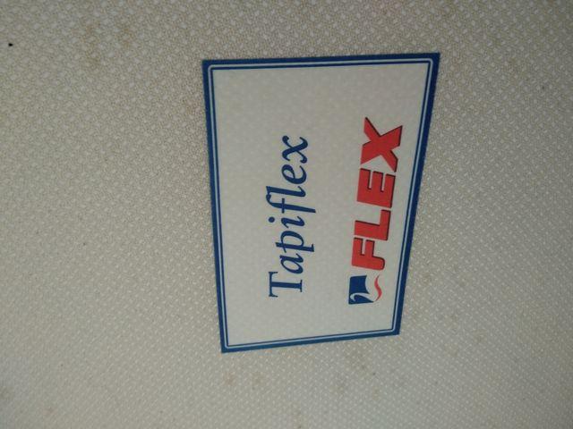 Base tapizada/somier FLEX en perfecto estado