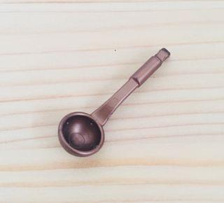 Cucharon cobre playmobil