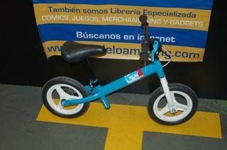 Bicicleta sin pedales RUN RIDE niños BTWIN