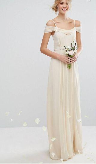 Vestido boda civil