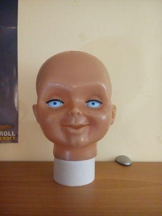 Cabeza head para hacer replica chucky 1.1 tamaño