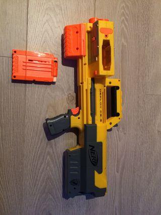 Pistola de dardos NERF