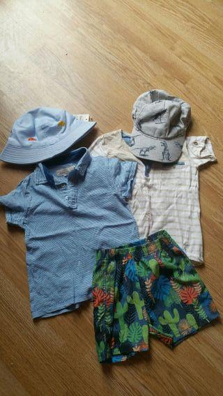 Lote ropa niño 18 -24 meses