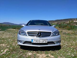VENDO Mercedes-Benz CLC 220 Año 2008