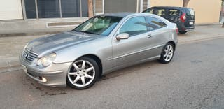Mercedes-Benz Sport coupe 2005