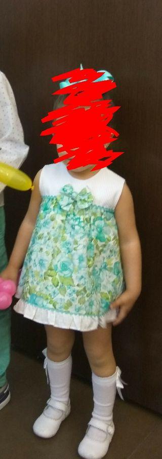 9cf2ce781 Capota niña 2 años de segunda mano en la provincia de Madrid en WALLAPOP