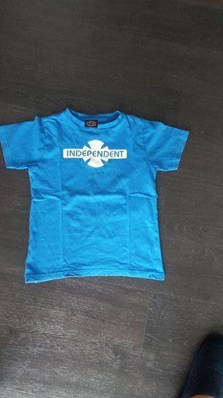 camiseta independent