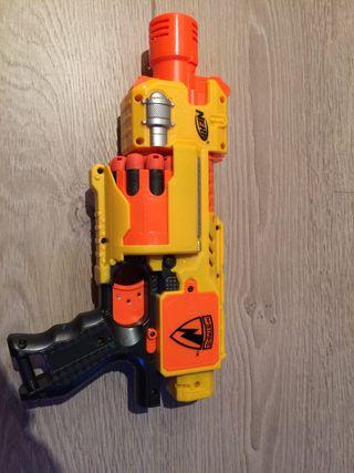 Pistola dardos NERF