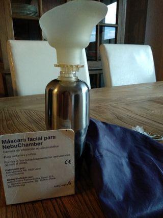 camara de inhalacion facial aerosoles
