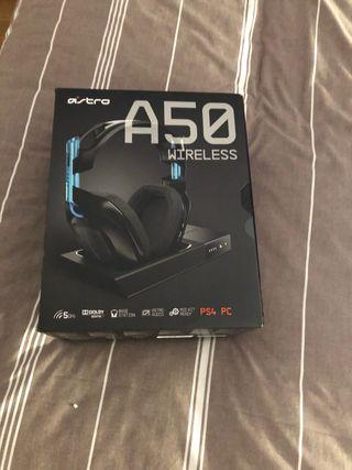 Astro A50 3 generación inalámbricos