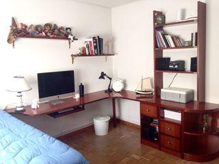 Habitacion Mesa Cama Mueble