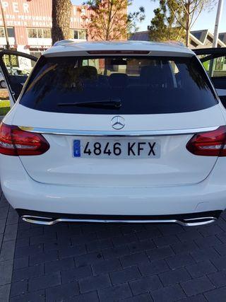 Mercedes-benz Clase C 200 luxury 2014