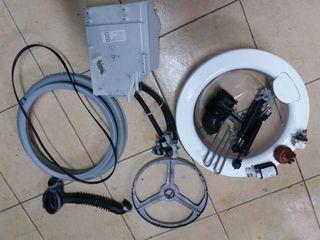 despiece lavadora fagor 3f 3612IT