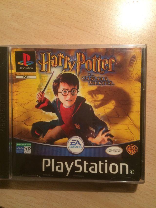 Juego Harry Potter Ps1 De Segunda Mano Por 10 En Barcelona En Wallapop
