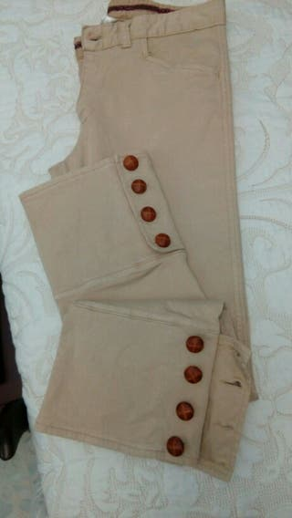 Pantalon campero niña