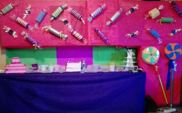 Adornos Fiesta Infantil De Segunda Mano Por 35 En Torre Del Campo - Adornos-fiesta-infantil