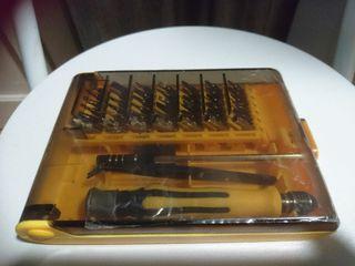 set destornillador magnetico,precision Torx 45en 1