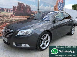 Opel Insignia 2.0 CDTI 160 CV Cosmo Auto 5p.