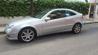 Mercedes-benz cdi Coupe Clase C 2005