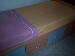 Cama nido + colchón