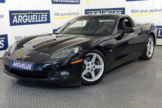 Corvette Coupe 404cv 6.0 V8 Targa NACIONAL 1Dueño