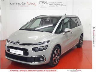 Citroen Grand C4 Picasso BlueHDi 120 Shine 88 kW (120 CV)