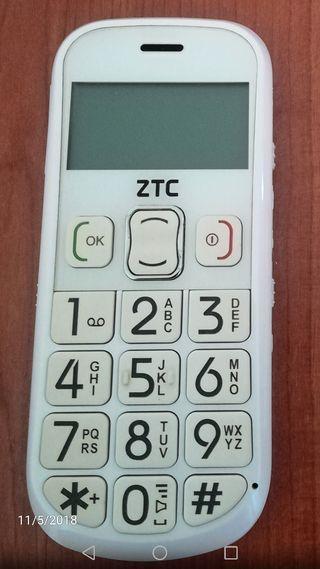 """movil """"ZTC"""" modelo SP-65"""