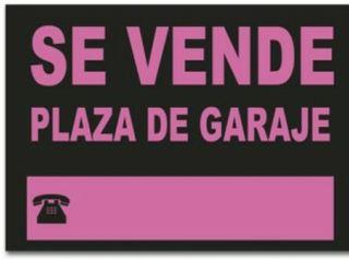 Plaza Garaje Oliva