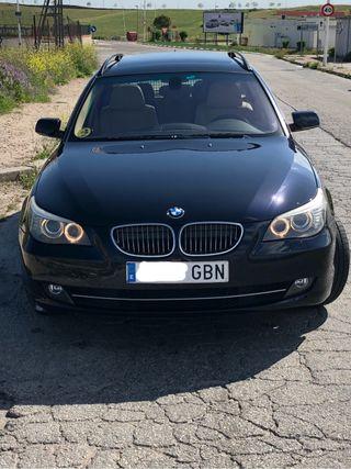 Bmw Serie 5 525d Touring en perfecto estado