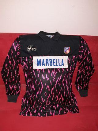 camiseta futbol atletico de madrid