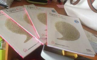 libros del cole de 4 ESO