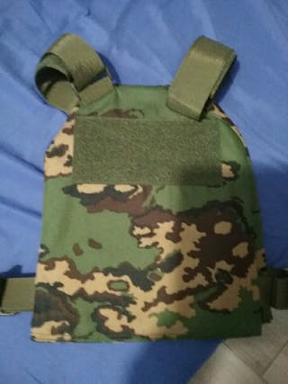 chaleco airsoft