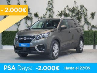 Peugeot 5008 SUV 1.6L BlueHDi SANDS Active EAT6 88 kW (120 CV)